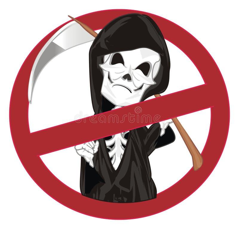 Κακός σκελετός στην απαγόρευση απεικόνιση αποθεμάτων