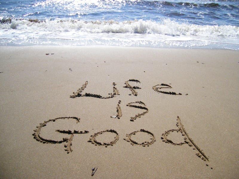 καλή ζωή στοκ φωτογραφία