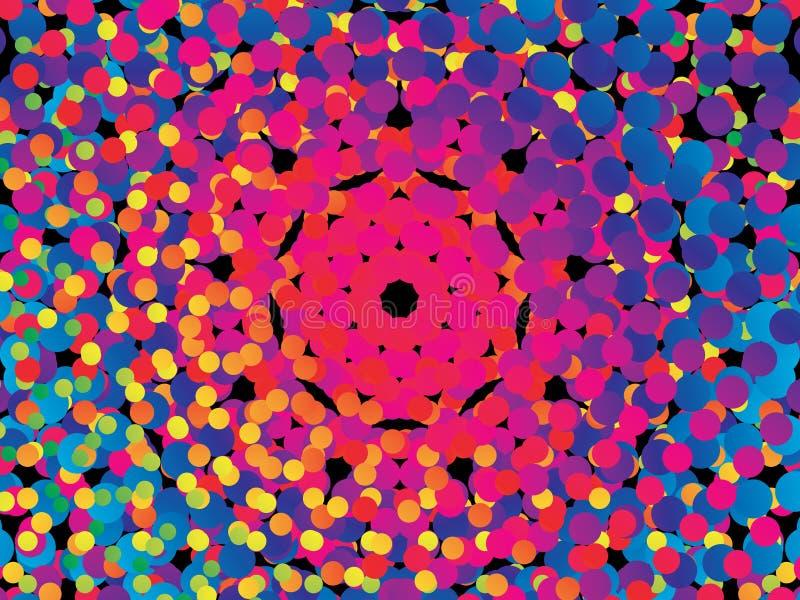 καλειδοσκόπιο ελεύθερη απεικόνιση δικαιώματος