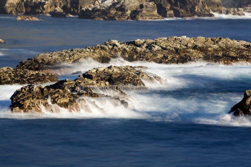 Καλιφόρνια coatal στοκ φωτογραφίες με δικαίωμα ελεύθερης χρήσης