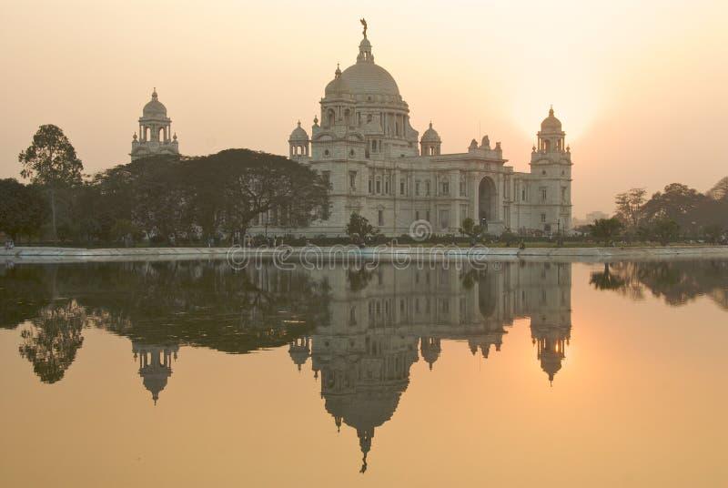 Καλκούτα αναμνηστική Βικ& στοκ εικόνες