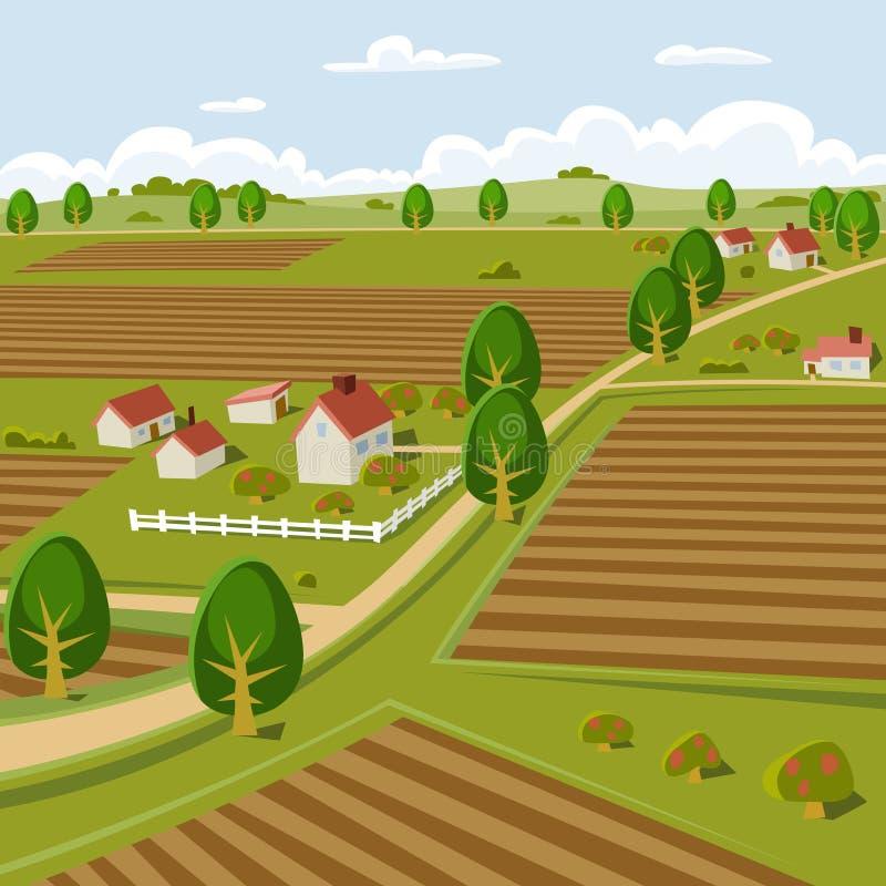 καλλιεργήσιμο έδαφος ελεύθερη απεικόνιση δικαιώματος