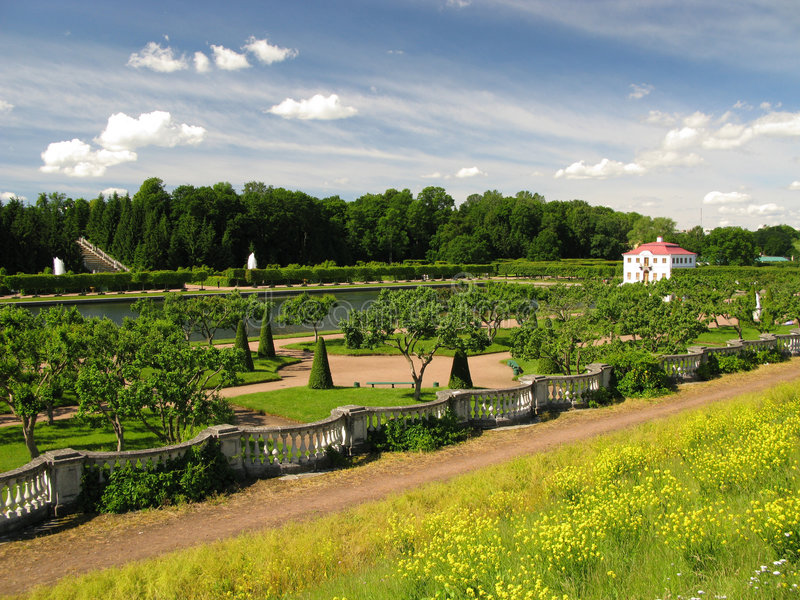 καλλιεργεί petershof στοκ φωτογραφία με δικαίωμα ελεύθερης χρήσης