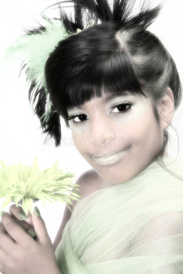 καλλιτεχνικά καλλυντι&k στοκ φωτογραφία με δικαίωμα ελεύθερης χρήσης