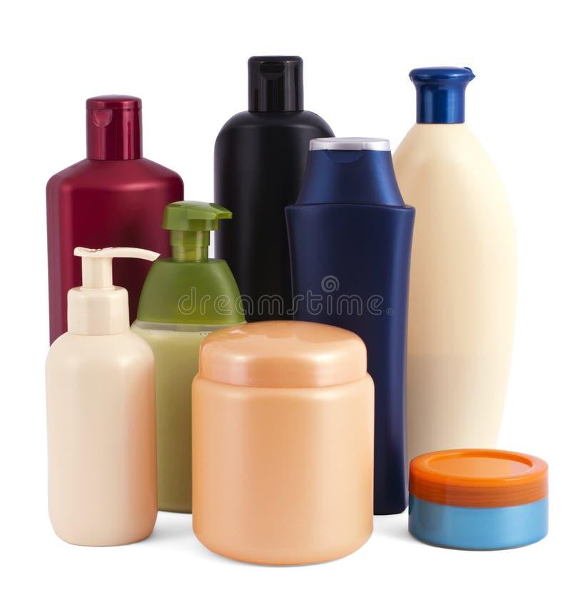καλλυντικό μπουκαλιών στοκ φωτογραφίες