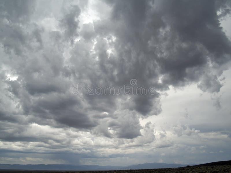 καλοκαίρι θύελλας στοκ εικόνα