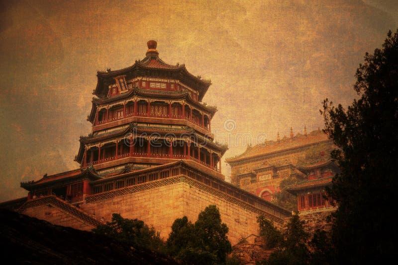 καλοκαίρι παλατιών του Πεκίνου στοκ φωτογραφίες με δικαίωμα ελεύθερης χρήσης