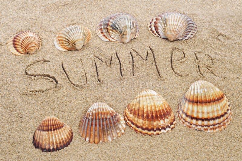 καλοκαίρι παραλιών στοκ φωτογραφίες
