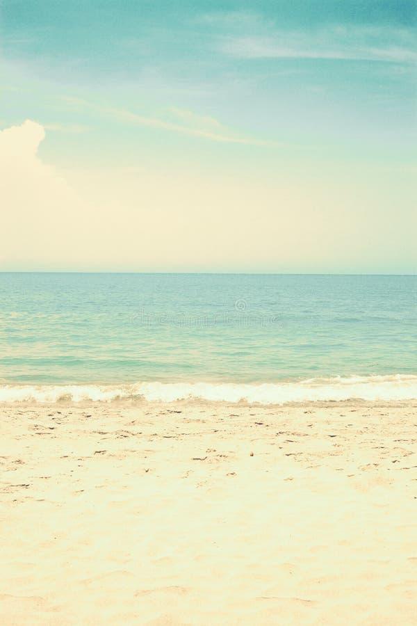 καλοκαίρι παραλιών στοκ εικόνα