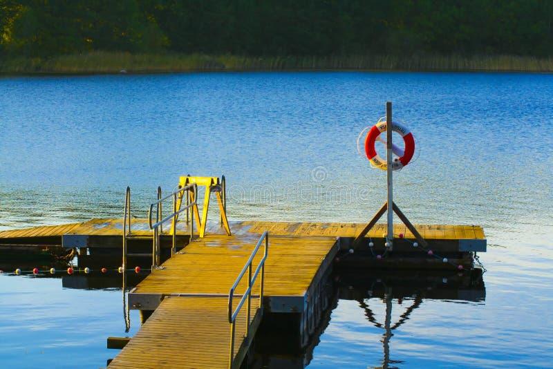 καλοκαίρι Σουηδία στοκ εικόνα με δικαίωμα ελεύθερης χρήσης