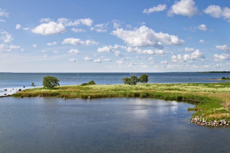καλοκαίρι σύννεφων στοκ φωτογραφία με δικαίωμα ελεύθερης χρήσης