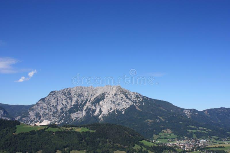 καλοκαίρι της Αυστρίας στοκ εικόνες