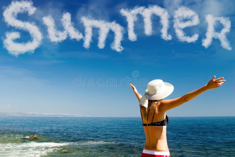 καλοκαίρι στοκ εικόνες