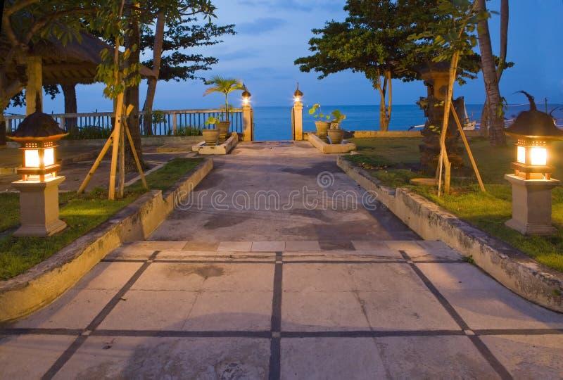 καλός ωκεανός της Ινδονη στοκ εικόνες με δικαίωμα ελεύθερης χρήσης