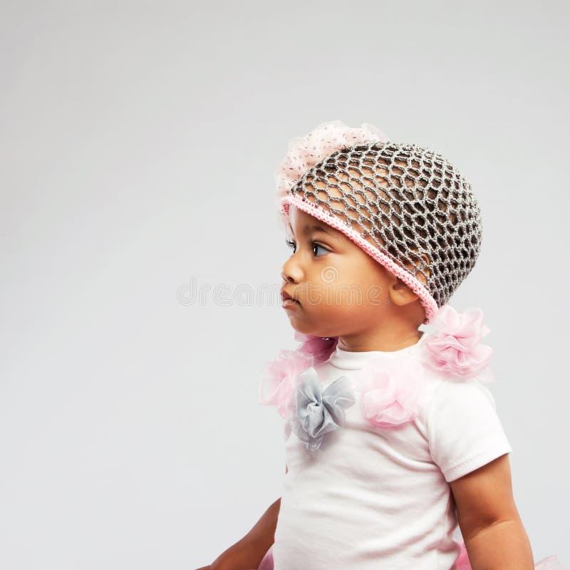 Καλό μικρό κορίτσι στοκ εικόνες με δικαίωμα ελεύθερης χρήσης