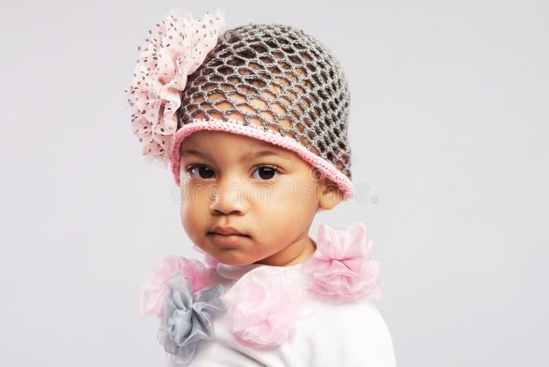 Καλό μικρό κορίτσι στοκ φωτογραφία με δικαίωμα ελεύθερης χρήσης