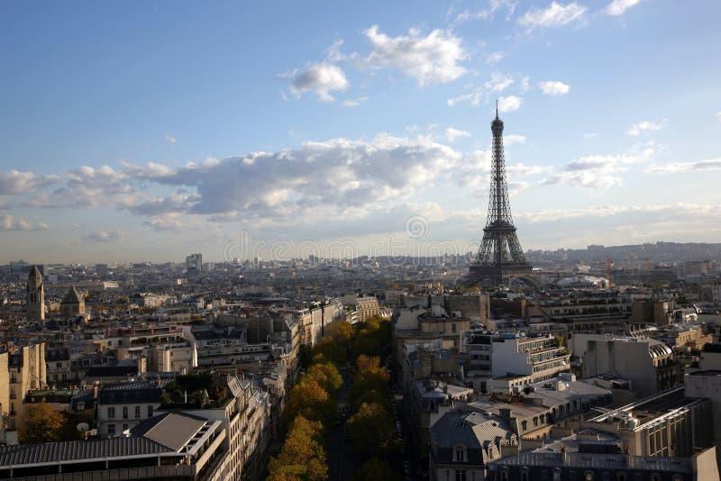 καλό Παρίσι στοκ φωτογραφία με δικαίωμα ελεύθερης χρήσης