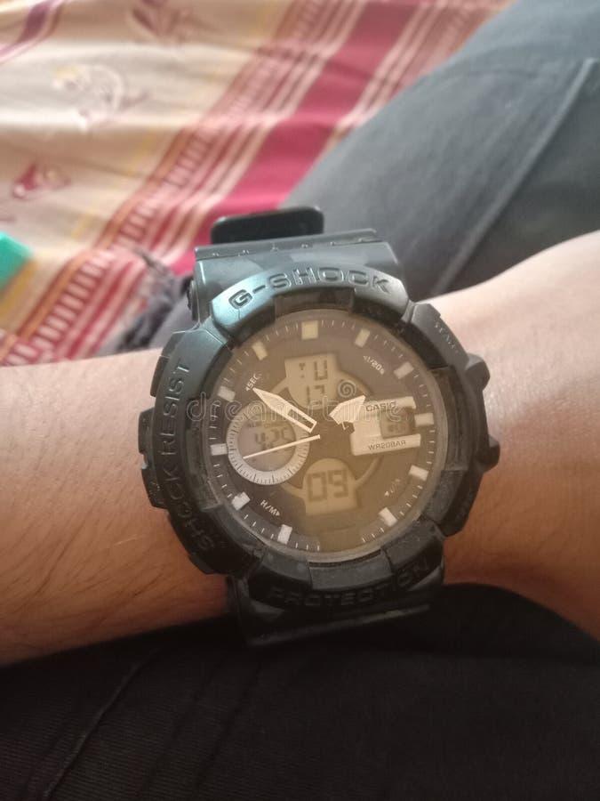 Καλό ρολόι stylis με μια μόδα της νεολαίας στοκ φωτογραφίες με δικαίωμα ελεύθερης χρήσης