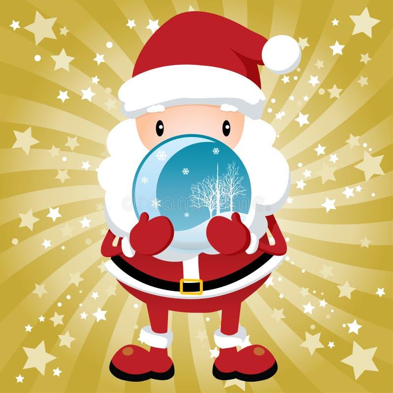 καλό santa Claus απεικόνιση αποθεμάτων