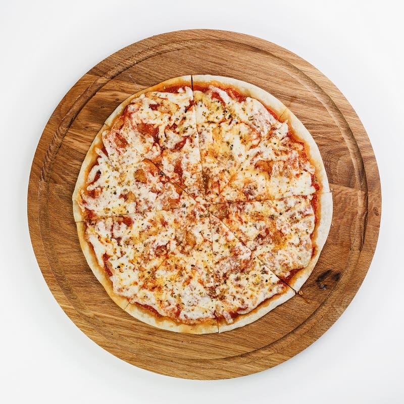 Καλύτερα ιταλικά τρόφιμα πιτσών στοκ εικόνες