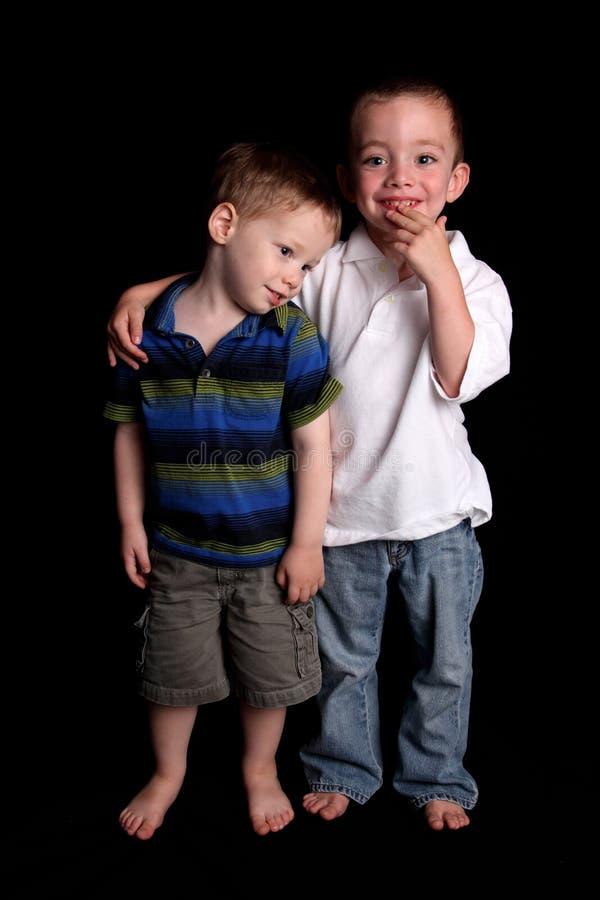 καλύτεροι φίλοι στοκ φωτογραφία με δικαίωμα ελεύθερης χρήσης
