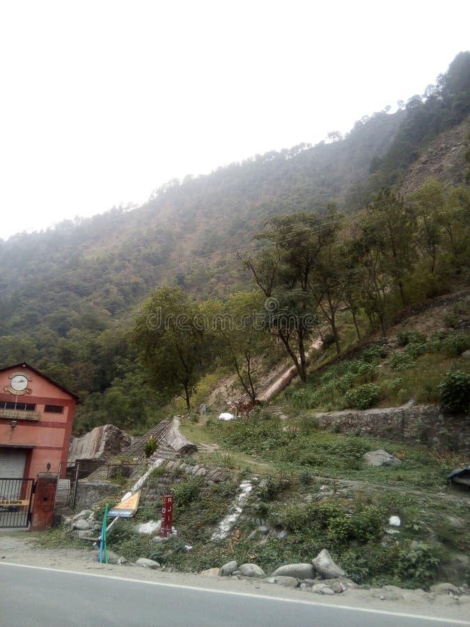 Καλύτερο σενάριο Himachal στοκ φωτογραφίες