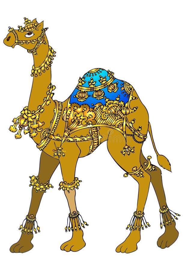 καμήλα απεικόνιση αποθεμάτων