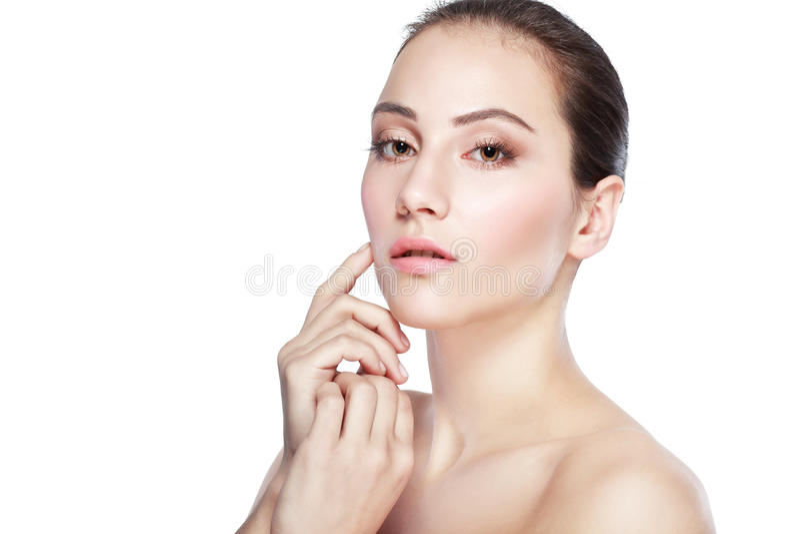 Καμμένος δέρμα στοκ φωτογραφία με δικαίωμα ελεύθερης χρήσης