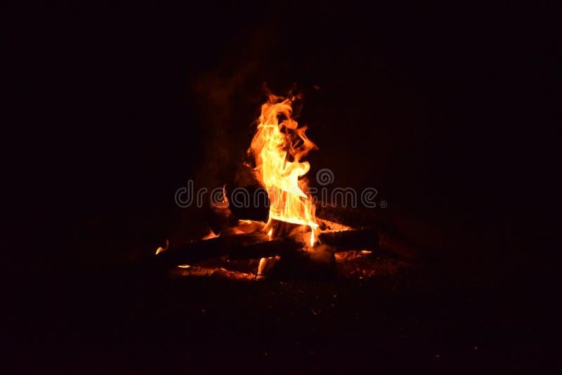 Καμμένος φωτιά στοκ φωτογραφία με δικαίωμα ελεύθερης χρήσης