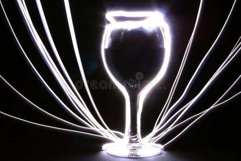 καμμένος goblet ακτίνες στοκ εικόνες
