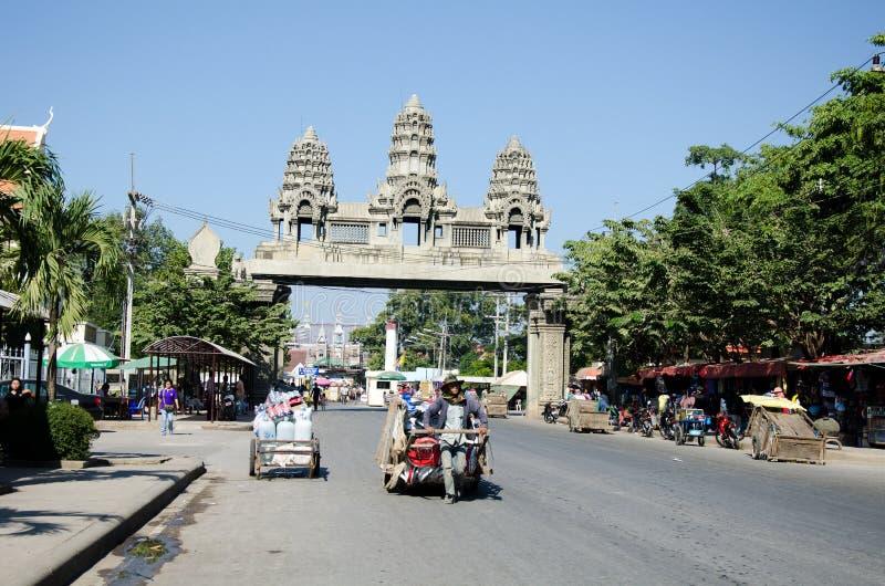 Καμποτζιανό άτομο στοκ φωτογραφία με δικαίωμα ελεύθερης χρήσης