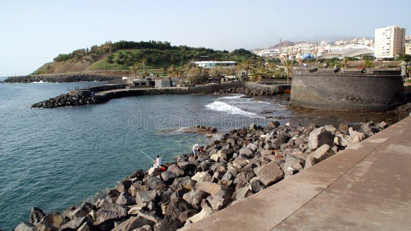 Κανάρια νησιά Ισπανία tenerife στοκ εικόνες