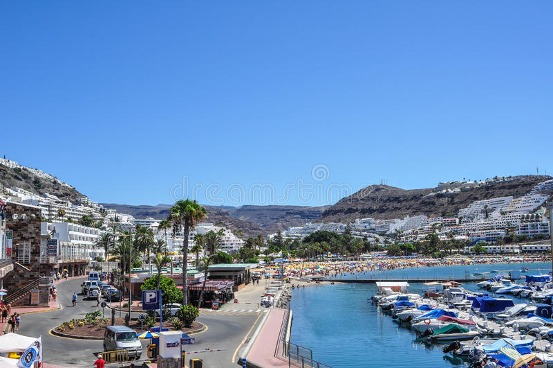 Κανάρια νησιά tenerife στοκ εικόνες με δικαίωμα ελεύθερης χρήσης