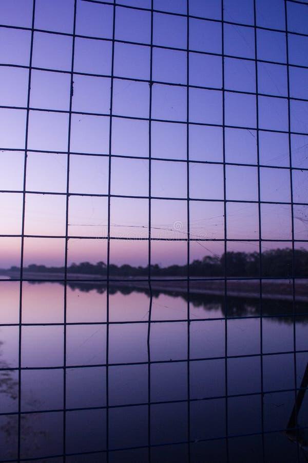 Κανάλι Narmada στοκ εικόνες με δικαίωμα ελεύθερης χρήσης