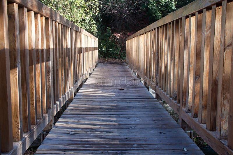 Κανένας στη γέφυρα στοκ εικόνα