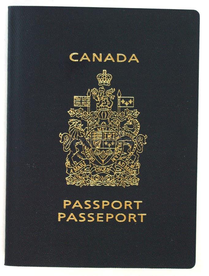 καναδικό διαβατήριο στοκ φωτογραφία με δικαίωμα ελεύθερης χρήσης