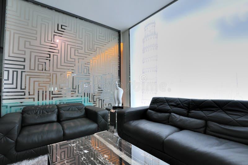 καναπές καθιστικών στοκ εικόνες με δικαίωμα ελεύθερης χρήσης