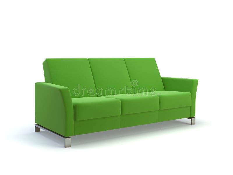 καναπές μοντέρνος απεικόνιση αποθεμάτων