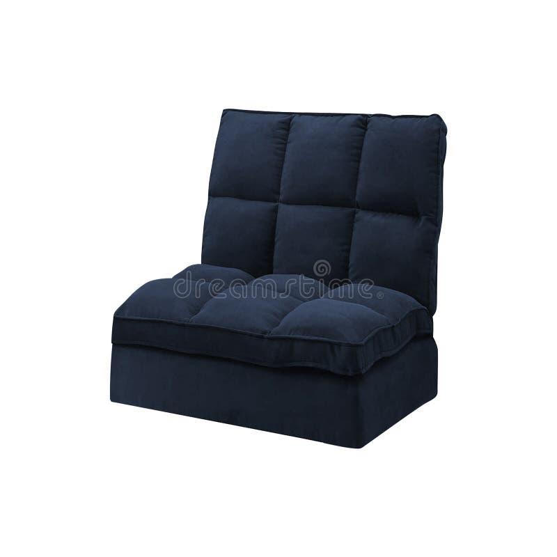 Καναπές που απομονώνεται σύγχρονος στοκ εικόνα