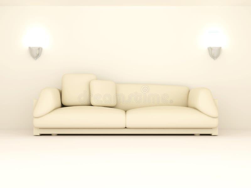 καναπές ελεύθερη απεικόνιση δικαιώματος