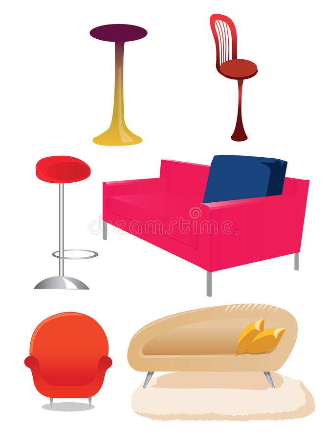 καναπές στοκ φωτογραφία με δικαίωμα ελεύθερης χρήσης