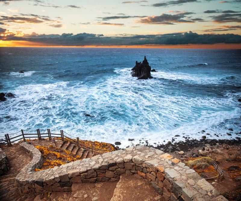 Καναρίνι Ισπανία στοκ εικόνες