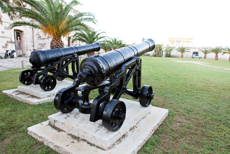 Κανόνες οχυρών των Βερμούδων στοκ φωτογραφία με δικαίωμα ελεύθερης χρήσης