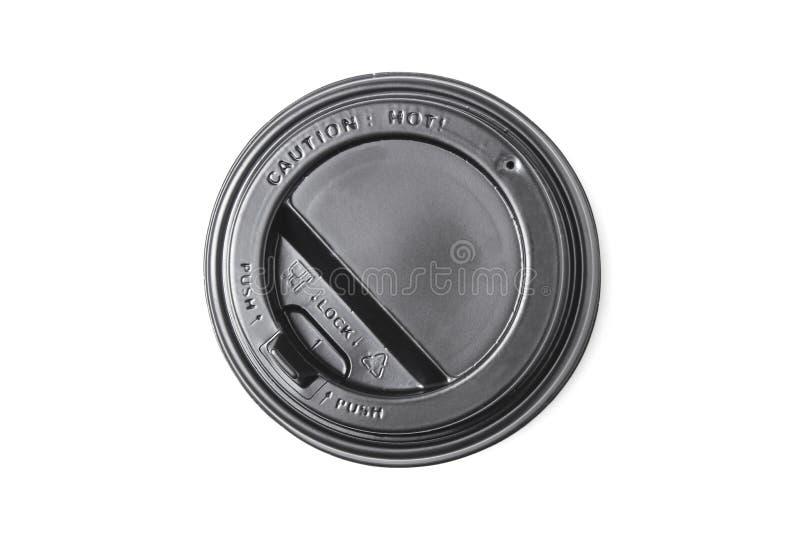 Καπάκι φλυτζανιών καφέ στοκ φωτογραφία με δικαίωμα ελεύθερης χρήσης