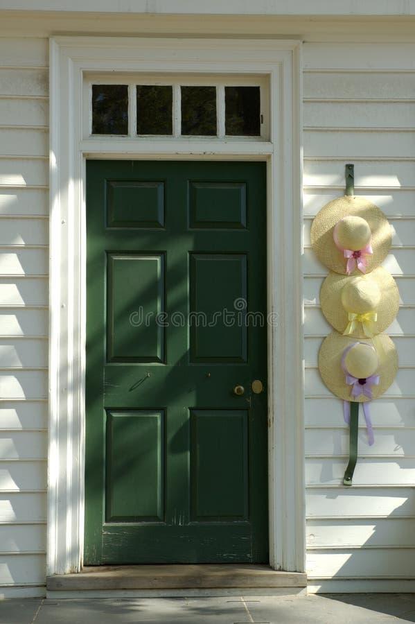 καπέλα πορτών στοκ φωτογραφίες με δικαίωμα ελεύθερης χρήσης
