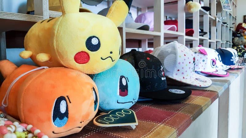 Καπέλα Pokemon amd στοκ εικόνα με δικαίωμα ελεύθερης χρήσης