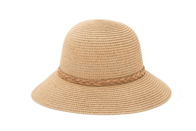 Καπέλο γυναίκας στοκ φωτογραφία