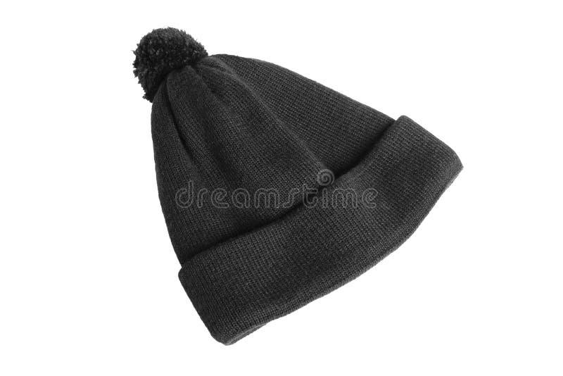 καπέλο πλεκτό στοκ εικόνες