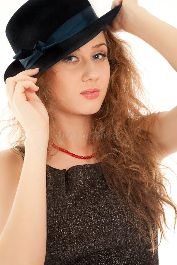 καπέλο φωτογραφικών μηχα&nu στοκ εικόνα με δικαίωμα ελεύθερης χρήσης