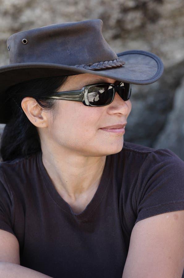 καπέλο akubra στοκ φωτογραφία με δικαίωμα ελεύθερης χρήσης